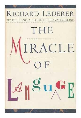 9780671709396: Miracle of Language