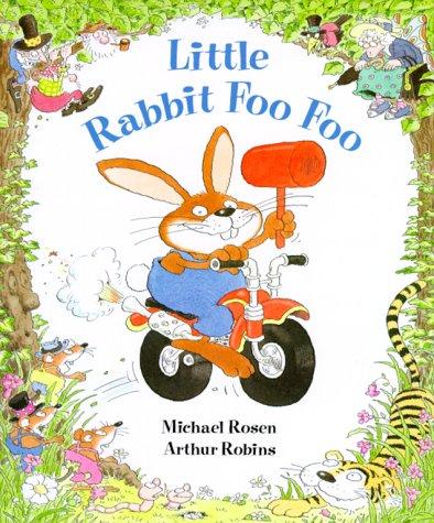 9780671709686: Little Rabbit Foo Foo