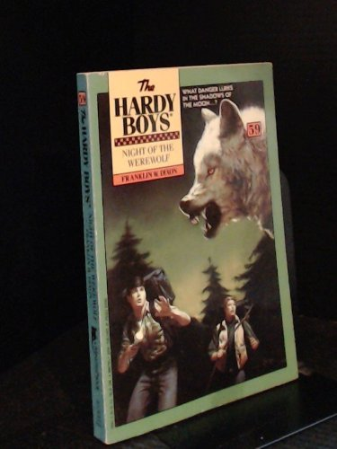 9780671709938: Night of the Werewolf (Hardy Boys Mystery Stories, No 59)