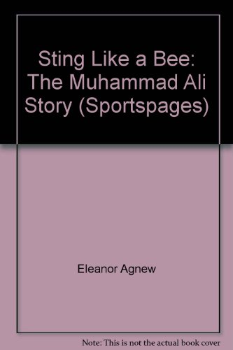 9780671710088: Sting Like a Bee: The Muhammad Ali Story (Sportspages)