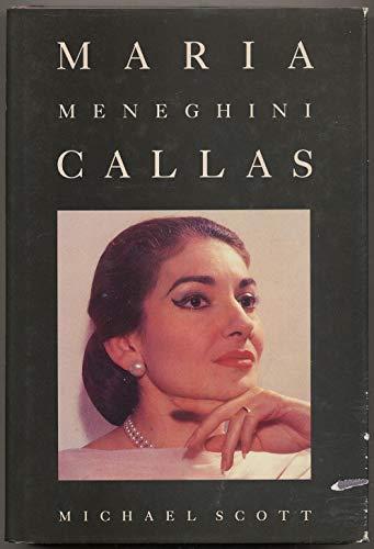 9780671710156: Maria Meneghini Callas
