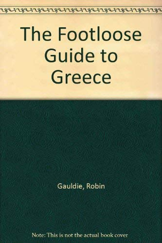 9780671710408: The Footloose Guide to Greece