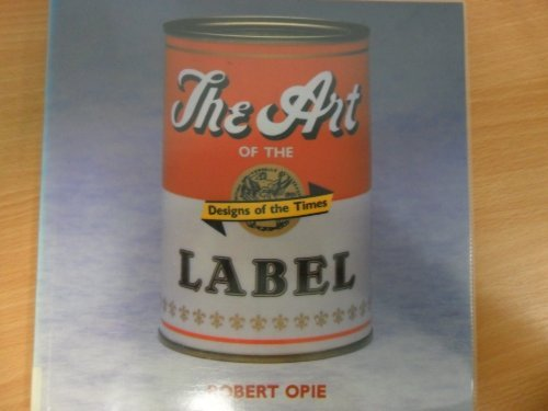 9780671710576: The Art of the Label: Designs of the Times