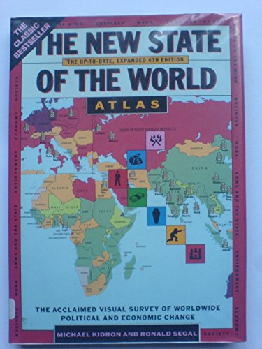9780671710859: The New State of the World Atlas