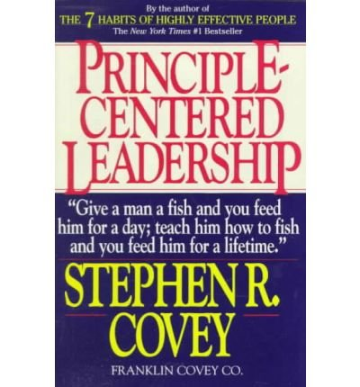 9780671711351: Principle-centered Leadership