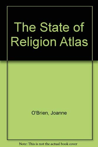 9780671711481: The State of Religion Atlas