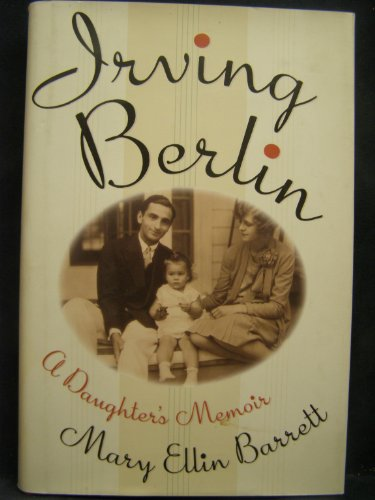 9780671711498: Irving Berlin: A Daughter's Memoir.