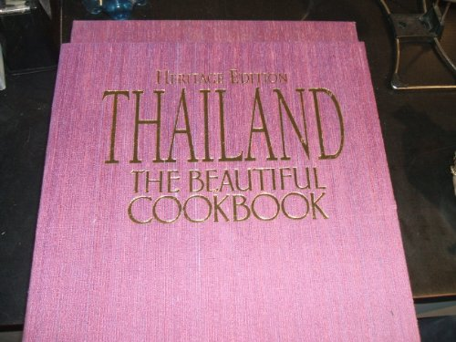 9780671711504: Thailand: The Beautiful Cookbook - Recipes by Panurat Poladitmontri and Judy Lew