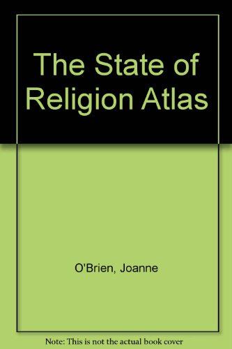 9780671711535: The State of Religion Atlas
