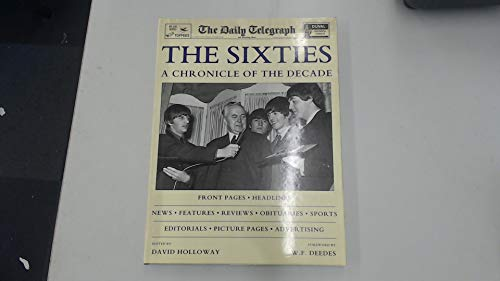9780671711597: The Sixties: A Chronicle of the Decade