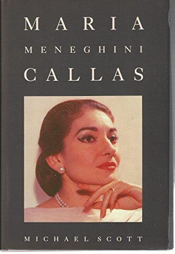 9780671711603: Maria Meneghini Callas