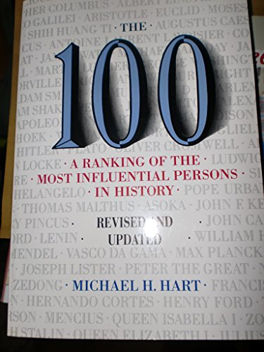 9780671711719: The Hundred: A Ranking of the Most Influential Persons in History