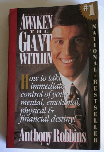 9780671711887: Awaken the Giant within: How to Take Immediate Control of Your Mental, Physical and Emotional Self