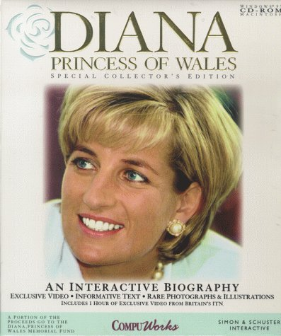 9780671712105: Diana Princess of Wales