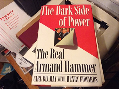9780671712181: The Dark Side of Power: The Real Armand Hammer