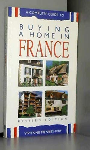 9780671712587: Buying a Home in France