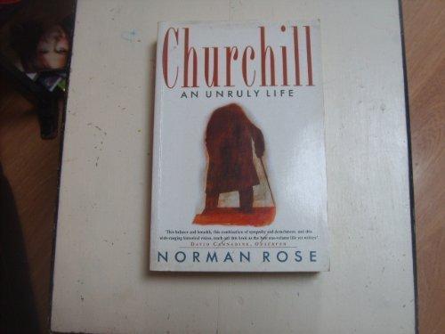 9780671712983: Churchill: An Unruly Life