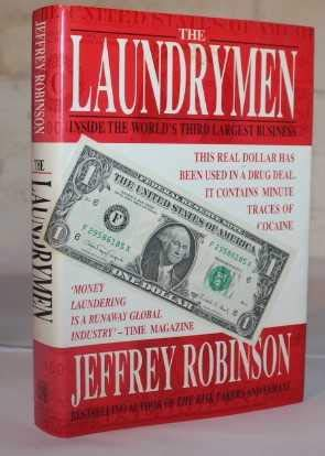 9780671713607: The Laundrymen: Dirty Money: the World's Third Largest Business