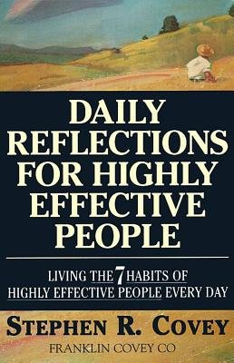9780671713645: Daily Reflections For Highly Effective People