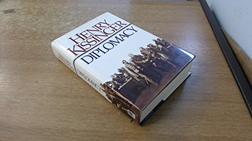 9780671713669: Diplomacy: The History of Diplomacy and the Balance of Power