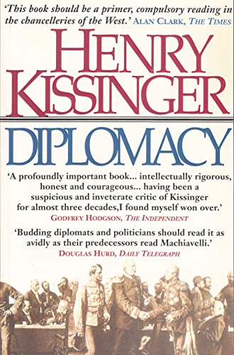 9780671713676: Diplomacy: The History of Diplomacy and the Balance of Power