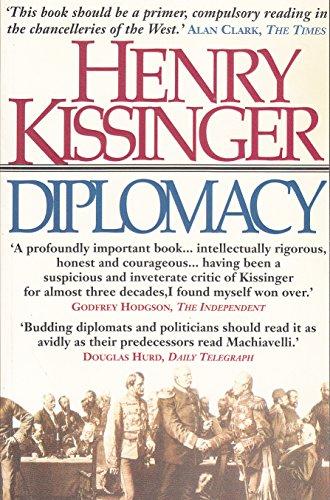9780671713676: Diplomacy - AbeBooks - Henry Kissinger
