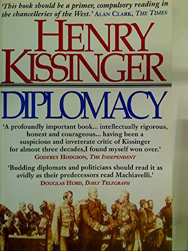 diplomacy by henry kissinger chapter summary