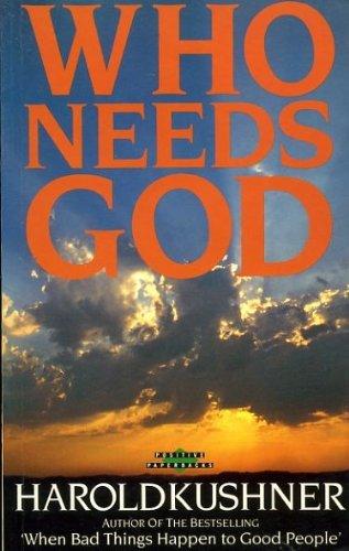 9780671715007: Who Needs God?