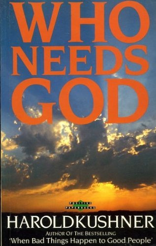 9780671715007: Who Needs God?