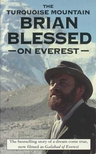 9780671715380: The Turquoise Mountain: Brian Blessed on Everest