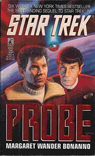 9780671715731: Star Trek: Probe (Star Trek unnumbered novels)