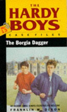 9780671716035: Borgia Dagger (Hardy Boys Casefiles)