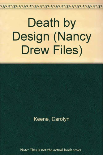 9780671716462: Death by Design (Nancy Drew Files)