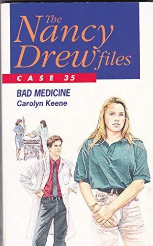 9780671716516: Bad Medicine (Nancy Drew Files)