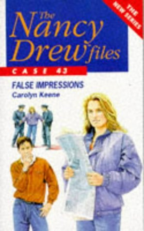 9780671716592: False Impressions (Nancy Drew Files)