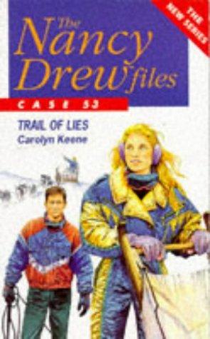 9780671716691: Trail of Lies (Nancy Drew Files)