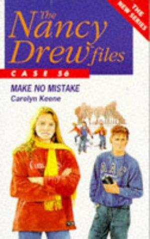 9780671716721: Make No Mistake (Nancy Drew Files)