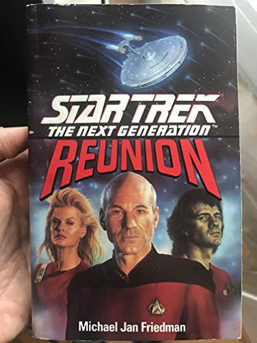 9780671716820: Reunion (Star Trek: The Next Generation)