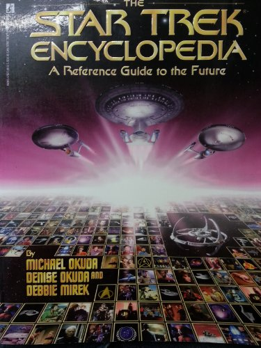 9780671718343: Star Trek Encyclopedia: A Reference Guide to the Future