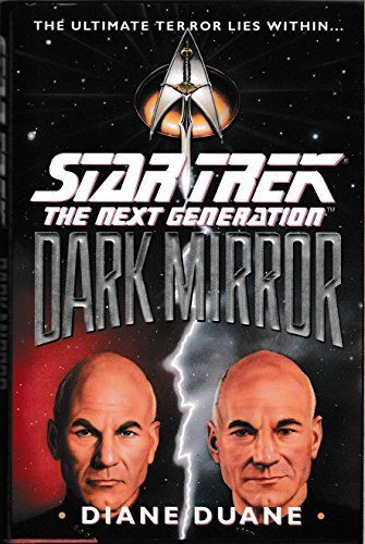 9780671718534: Star Trek The Next Generation: Dark Mirror