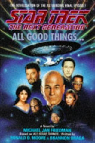 9780671718985: Britsh Editn of Finl Episode: Star Trek: Next Generation