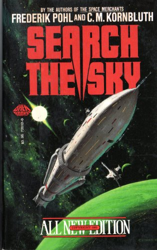 Search the Sky: Pohl, Frederick;Kornbluth, C.M.
