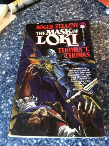 9780671720216: The Mask of Loki
