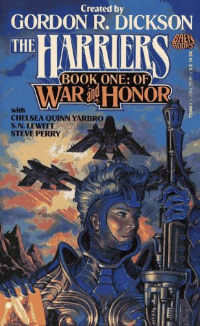 9780671720483: Of War And Honor (The Harriers , Book 1)