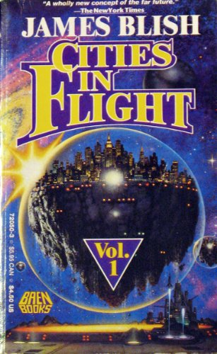 9780671720506: Cities in Flight, Vol. I