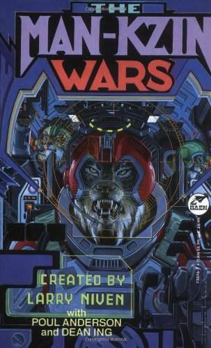 9780671720766: The Man Kzin Wars (Man Kzin Wars, Book 1)