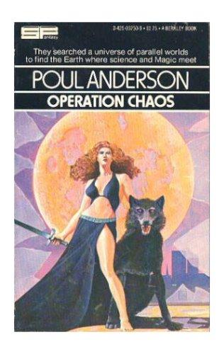 9780671721022: Operation Chaos