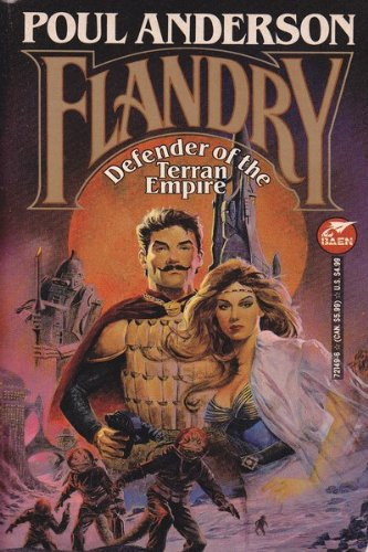 9780671721497: Flandry: Defender of the Empire