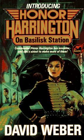 9780671721633: On Basilisk Station (Honor Harrington 1)