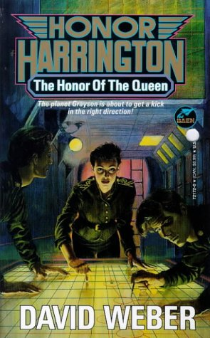 9780671721725: The Honor of the Queen (Honor Harrington Series, Book 2)